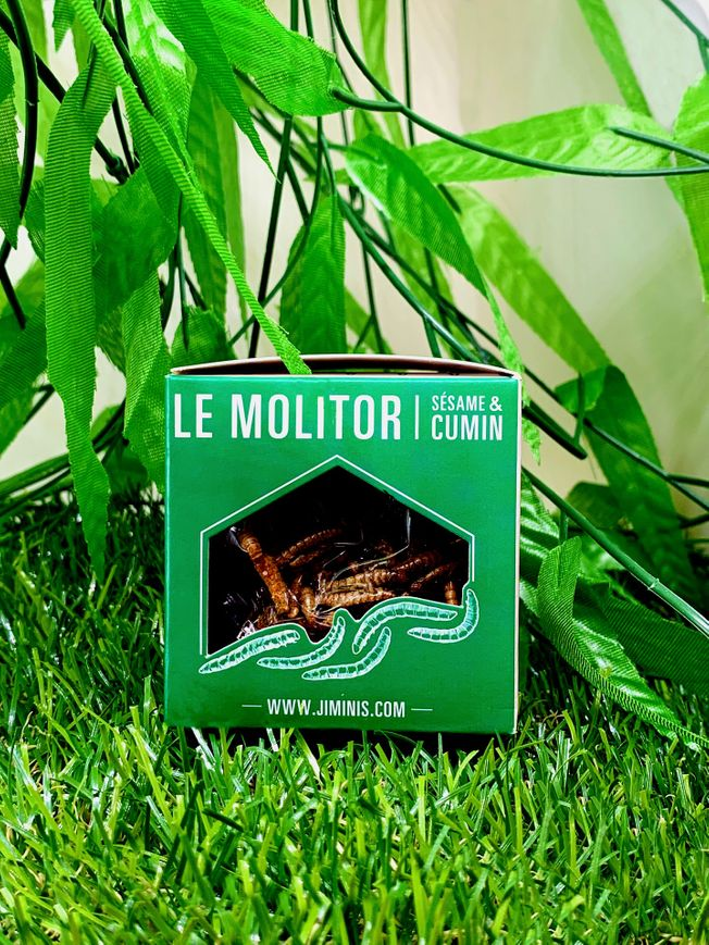 The sesame and cumin molitor